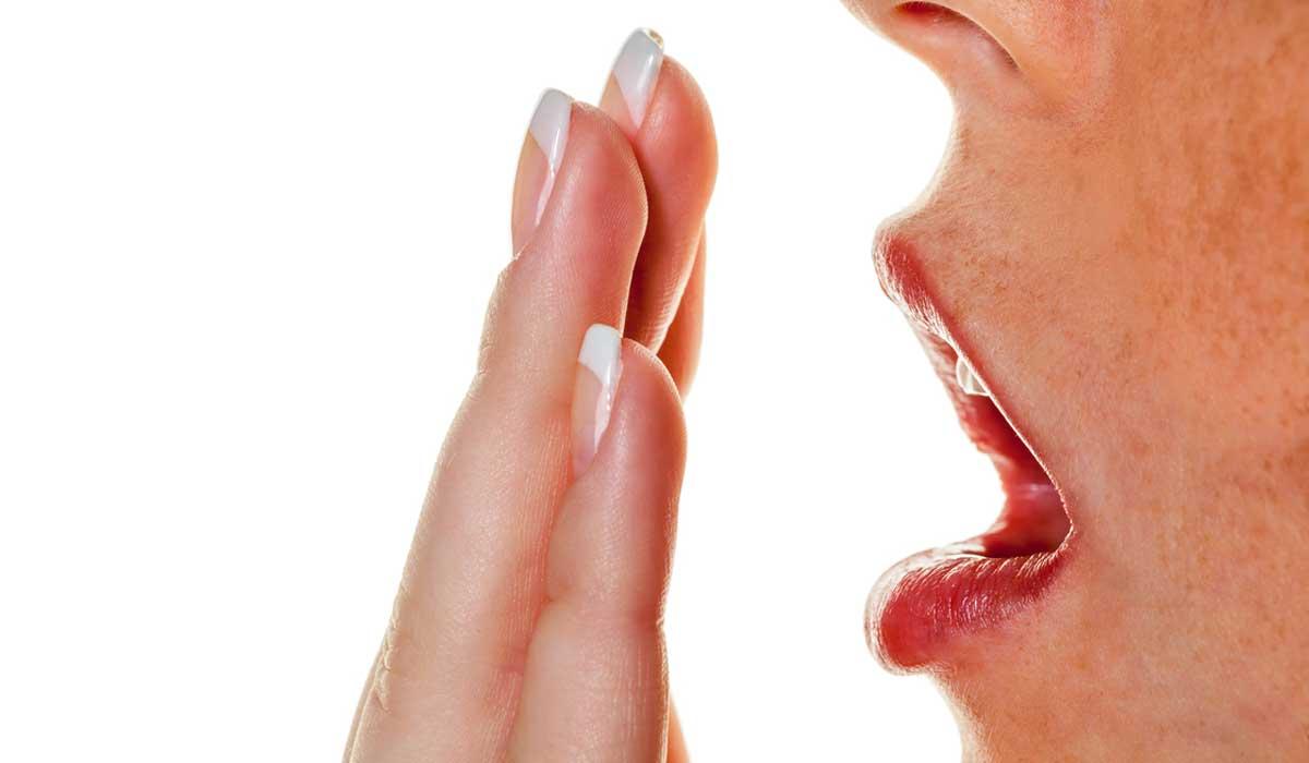 Problemas de halitosis