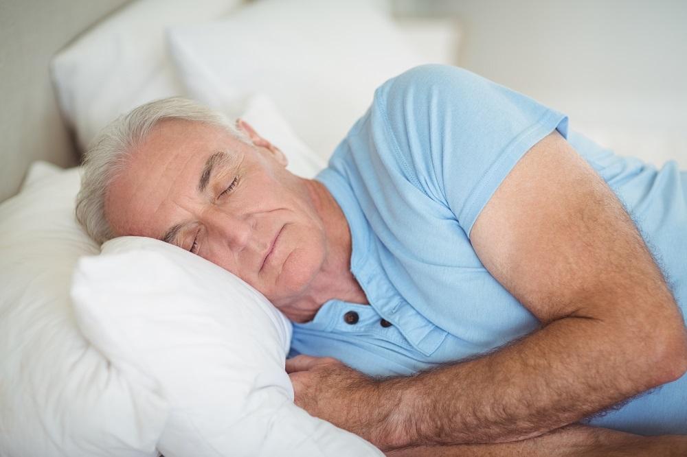 dormir con la prótesis dental